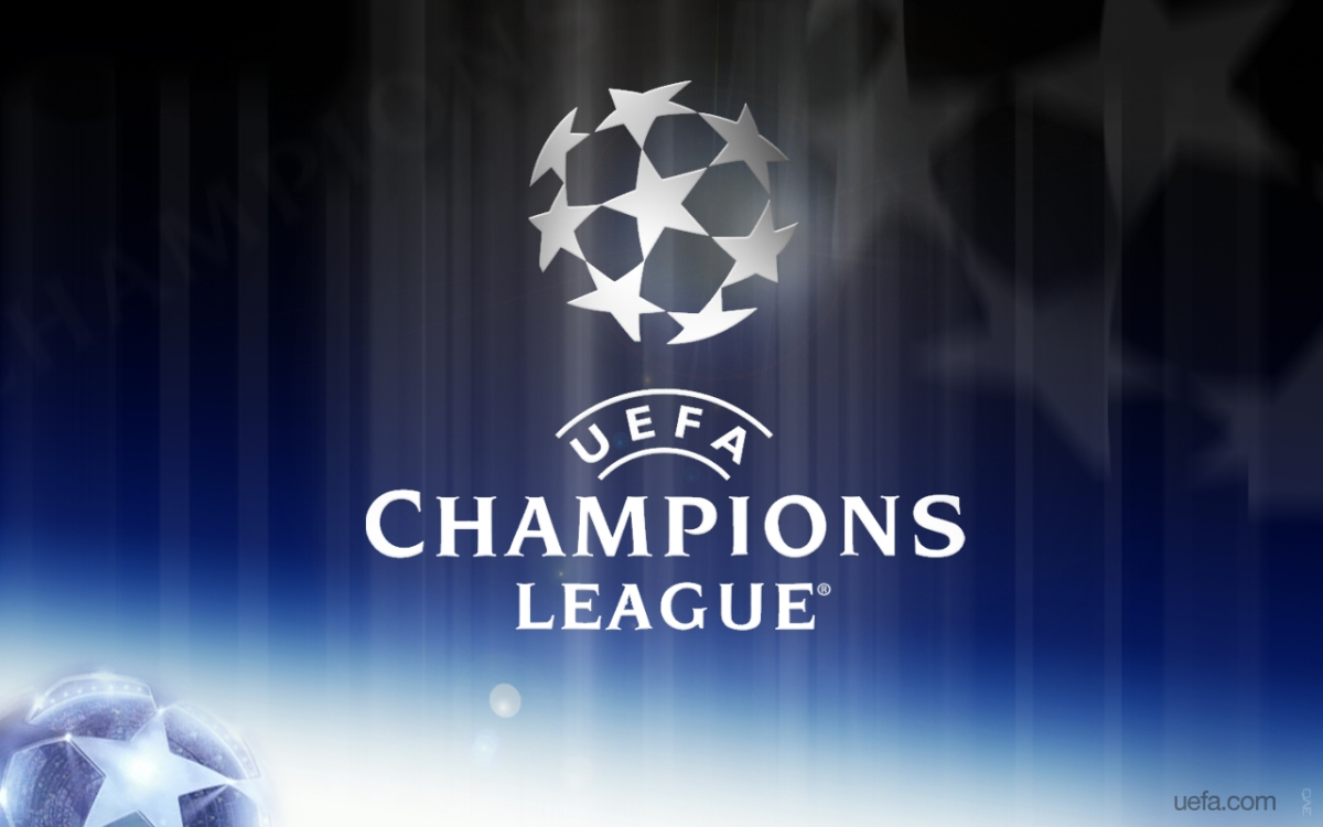 Champions League group stage standings