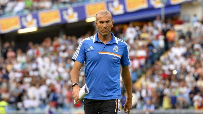 Zidane to be Ancelotti's replacement in 2016