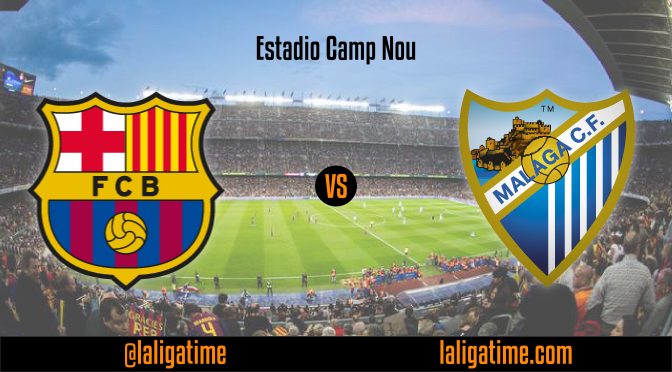 Barcelona vs Málaga game preview
