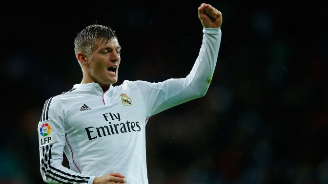 Toni Kroos to be rested against Levante