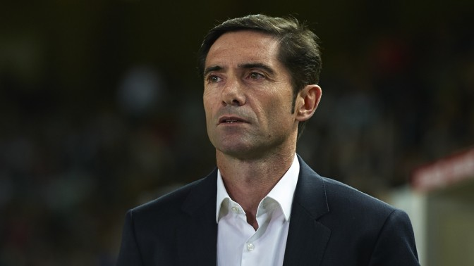 Marcelino finds his place