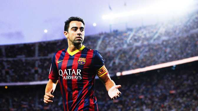 Xavi to play for New York City in 2016